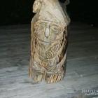Wichtel, Troll, Zwerg, Skulptur, Kettensäge, Berlin , Brandenburg, geschnitzt, Handmade, Holz