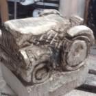 Schlepper Traktor geschnitzt Hanomak Schlüter , Skulptur, Kettensäge, Berlin , Brandenburg, geschnitzt, Handmade, Holz