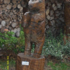 Pferd , Skulptur, Kettensäge, Berlin , Brandenburg, geschnitzt, Handmade, Holz