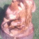 Eichhörnchen, geschnitzt , Skulptur, Kettensäge, Berlin , Brandenburg, geschnitzt, Handmade, Holz